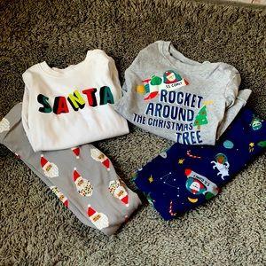 Santa Pajama Bundle